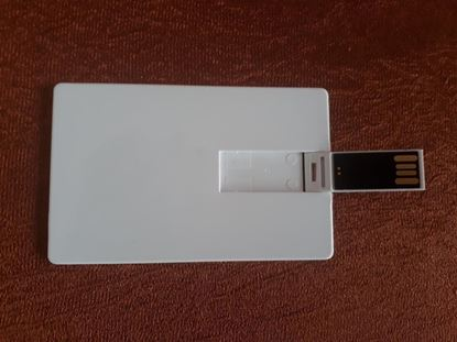 Picture of Credit Card Type Pen Drive - 8 GB