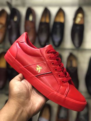 Picture of S.K Mani MAN'S SHOES RED
