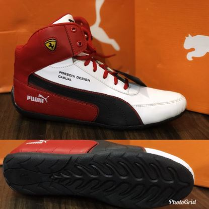 Picture of S.K ManI MAN'S Puma SHOES 2