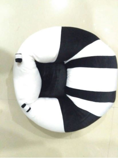 Picture of S.K Mani Baby Soft Plush Cushion Cotton Baby Sofa Seat 3
