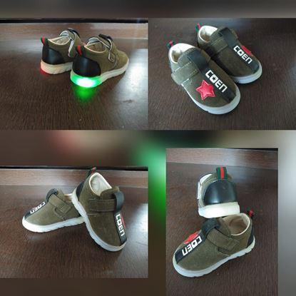 Picture of S.K Mani Casual Shoes for Kids/Baby Boy/Baby Girl**