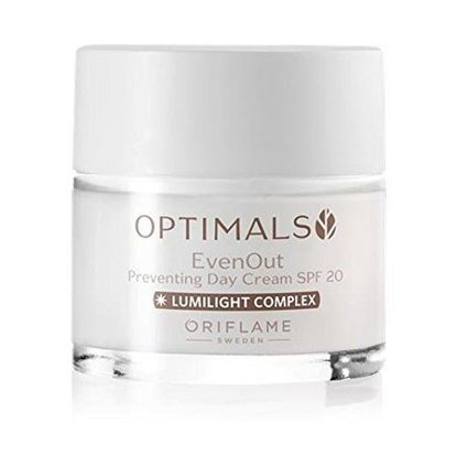 Picture of Oriflame Optimals Preventing Even Out Day Cream Spf 20