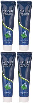 Picture of Vestige Assure Shaving Cream - 100 Grams (Pack Of 4)