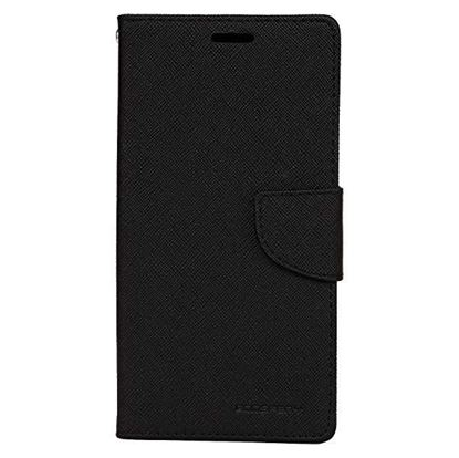Picture of Book Type Canvas Mobile Casing Cover