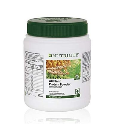 Picture of Amway Nutrilite All Plant Protein Powder 500gm