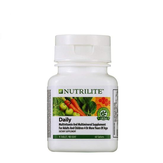 Picture of Amway Nutrilite Daily - 60N Tablets