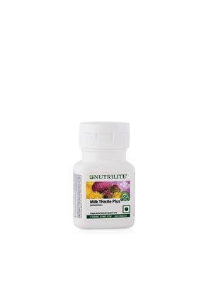 Picture of Amway Nutrilite Milk Thistle Plus (60 Tablets)