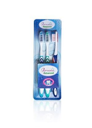 Picture of Amway Persona Advanced Family Toothbrush(Pack of 3)