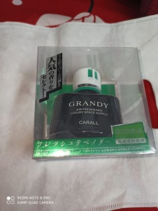 Picture of Air freshener for All Cars Grandy car Perfume #1