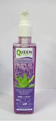 Picture of QUEEN  TEMPLE BODYWASH