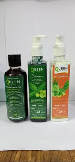 Picture of QUEEN TEMPLE HAIR CONDITINONER
