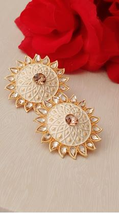 Picture of EARRINGS.. Big Size best quality