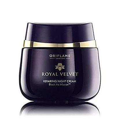 Picture of Oriflame Royal Velvet Repairing Night Cream  50ml
