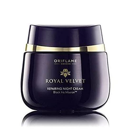 Picture of Oriflame Royal Velvet Repairing Night Cream  50ml