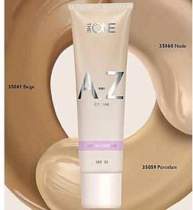 Picture of Oriflame Sweden The ONE A-Z Cream Hydra Bright SPF 30