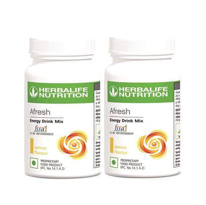Picture of Herbalife Energy Drink Lemon - Set of 2