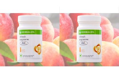 Picture of Herbalife Energy Drink Peach - Set of 2