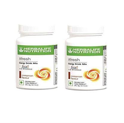Picture of Herbalife Afresh Energy Drink Cinnamon - Set of 2