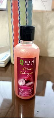 Picture of Queen Temple Onion Sampoo 200 ml