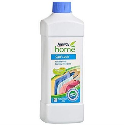 Picture of Amway Nutrilite Home SA8 Liquid Concentrated Laundry Detergent - 1.33 L