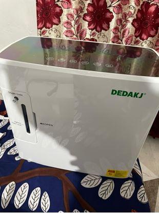 Picture of DEDAKJ Oxygen Concentrator, 8ltr