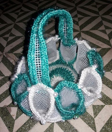 Picture of Hand made puja bucket