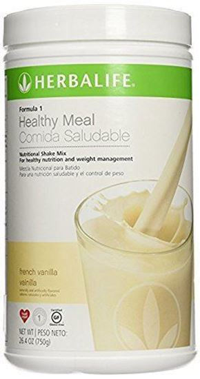 Picture of Herbalife Health Care Formula 1 Shake 500g For Weight Loss in 4 Different Flavor (Vanilla)