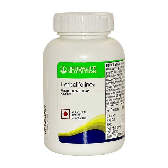 Picture of Herbalife Herbalifeline - 60 softgels  Herbalife Cell Activator - 60 Tablets