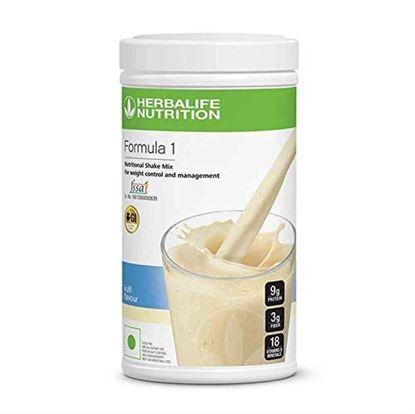 Picture of Herbalife mula 1 Nutritional Shake Mix Kulfi Flavor 500 GM