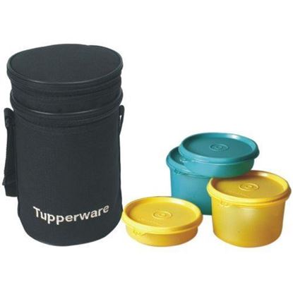 Picture of Tupperware Executive Lunch Set with Insulated Bag