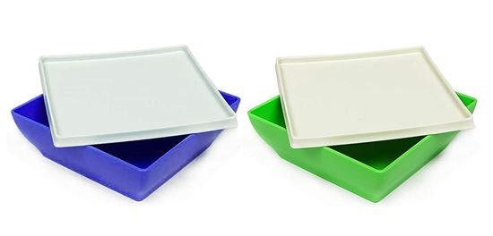 Picture of Tupperware Plastic Lunch Box Combo - 300 ml, 250 ml, 2 Pieces, Multicolored